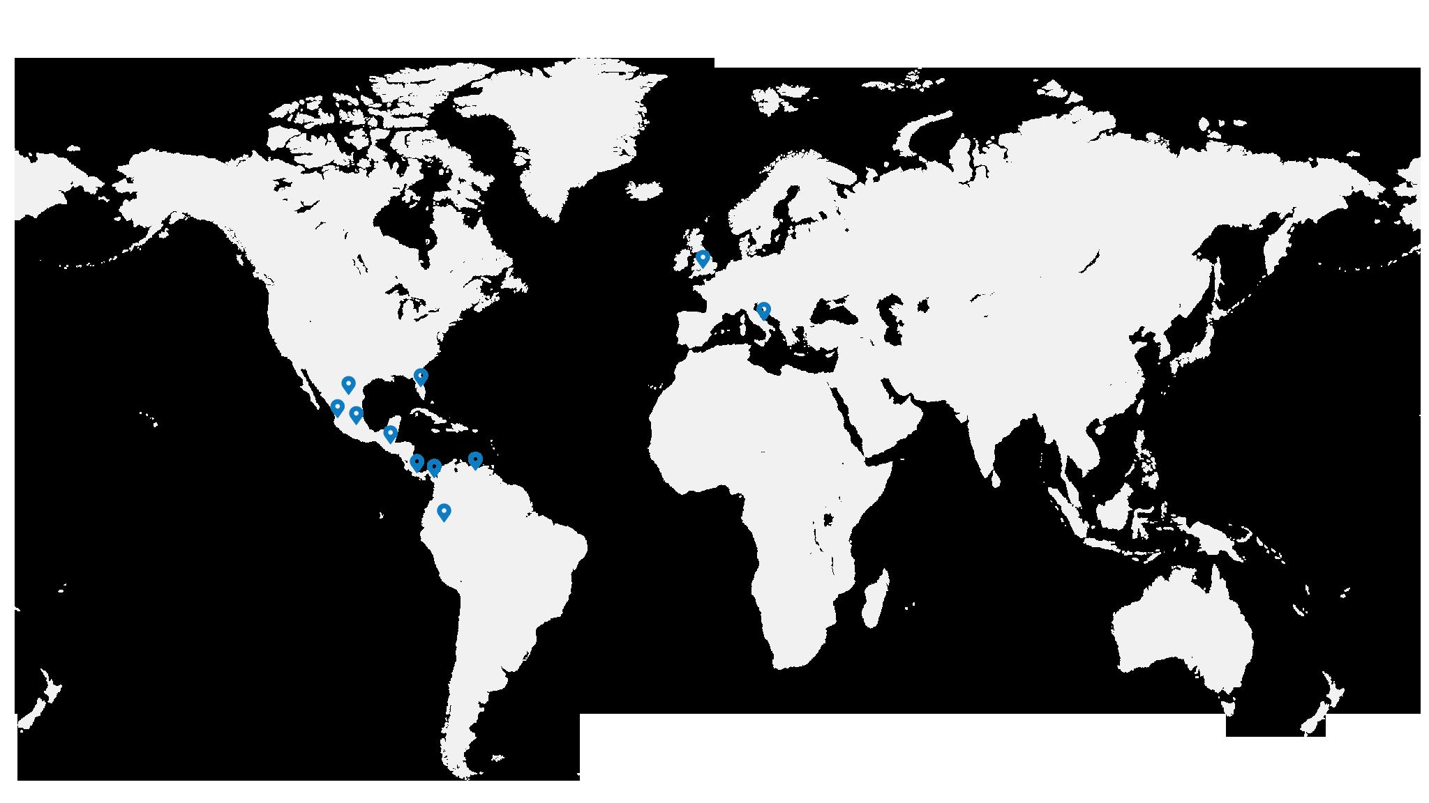 eSource Capital US Mexico Guatemala Costa Rica Panamá Colombia Venezuela Italia United Kingdom