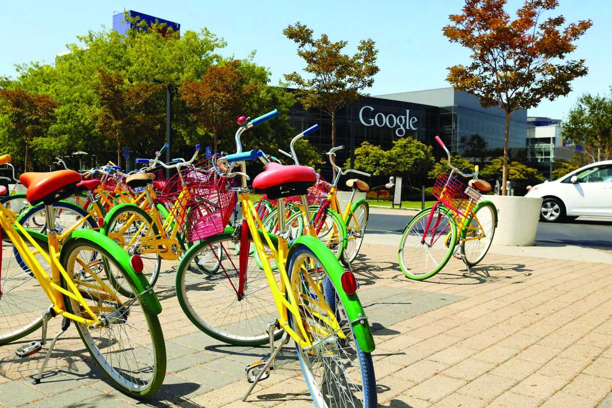 El campus de Google