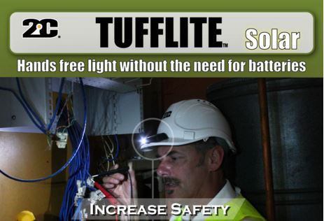 2C TuffLite - increase safety and productivity