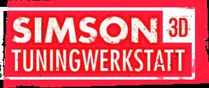 Logo Simson Tuningwerkstatt 3D