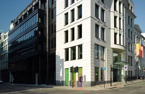 38 FINSBURY SQUARE, LONDON, EC2
