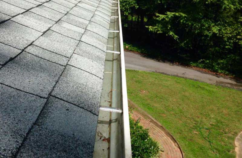 Gutter Cleaning in Asheville NC
