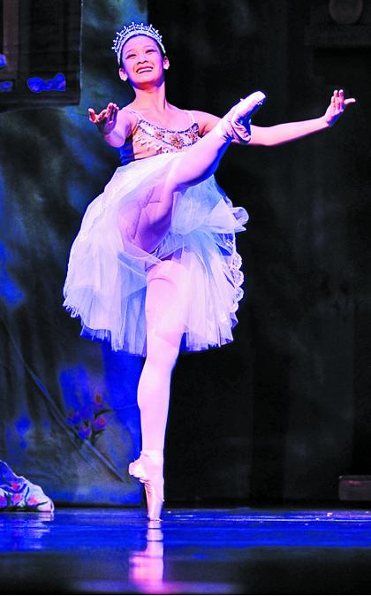 Ballet NW Dancer