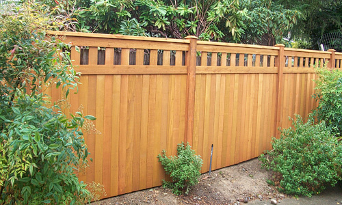 Creative Scapes | Fencing Services