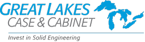 Great Lakes Case and Cabinet logo