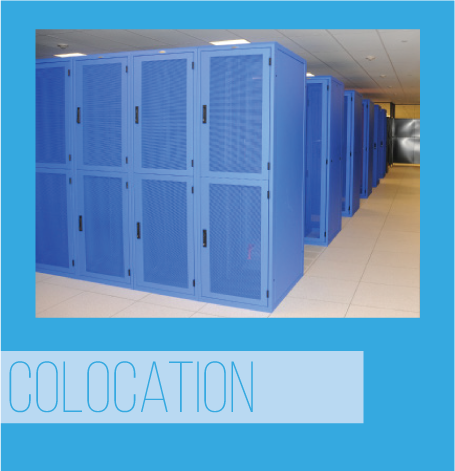 co-location enclosures
