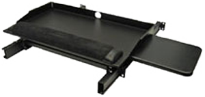 7206-PKB-MT Sliding and Specialty Shelves for 19' Mounting