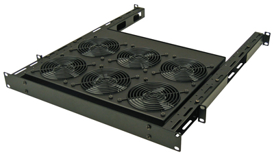Fans for 19″ Mounting