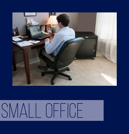 small business and office industry