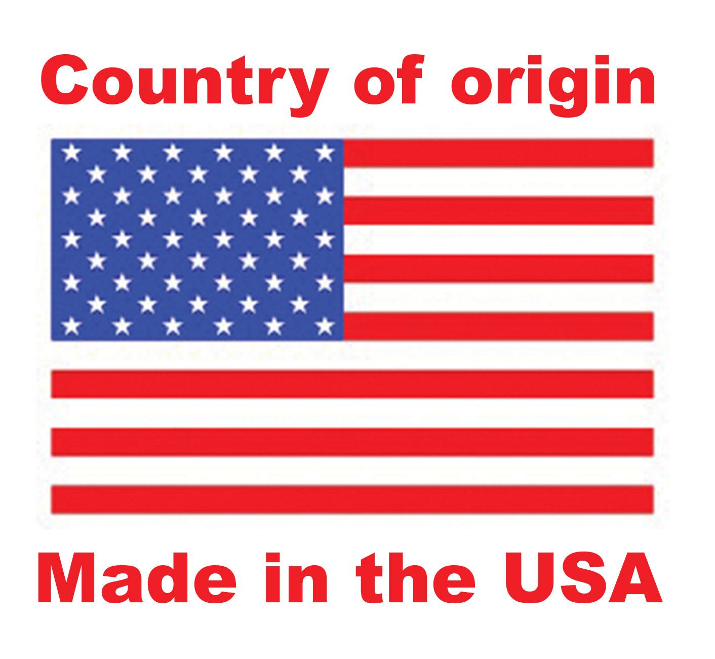 Made in the U.S.A.