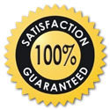 We offer all of our Boise, ID customers a 100% Satisfaction Guarantee