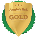 We have an A+ Rating for Window Cleaning on Angies List