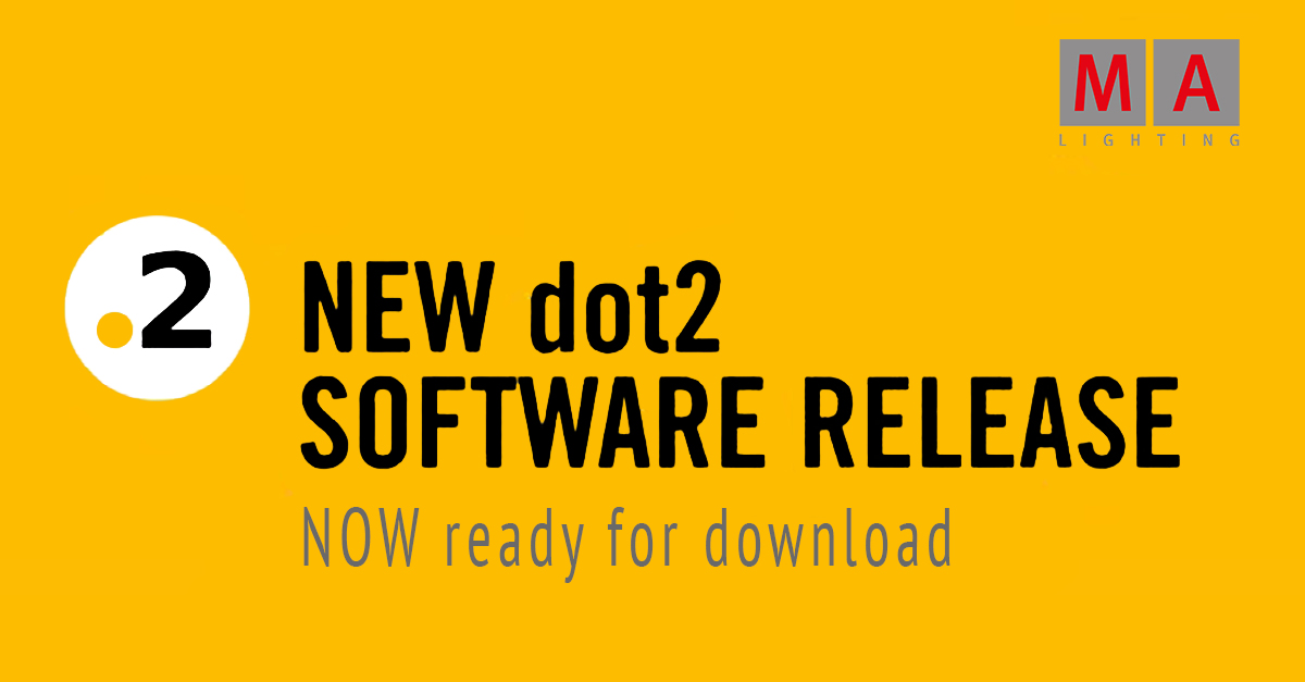 Massive improvements in new dot2 software release