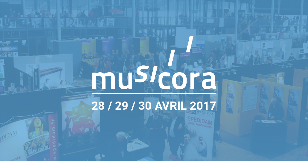 Meet us at Musicora 2017