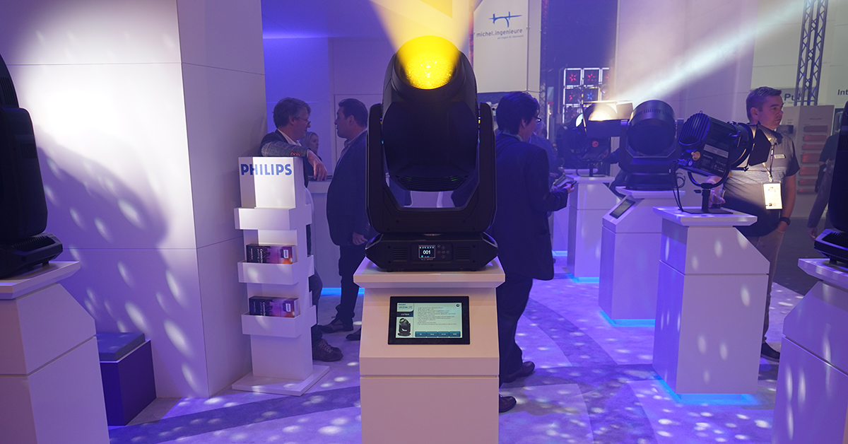 New Vari-Lite VLZ Series for Philips Lighting