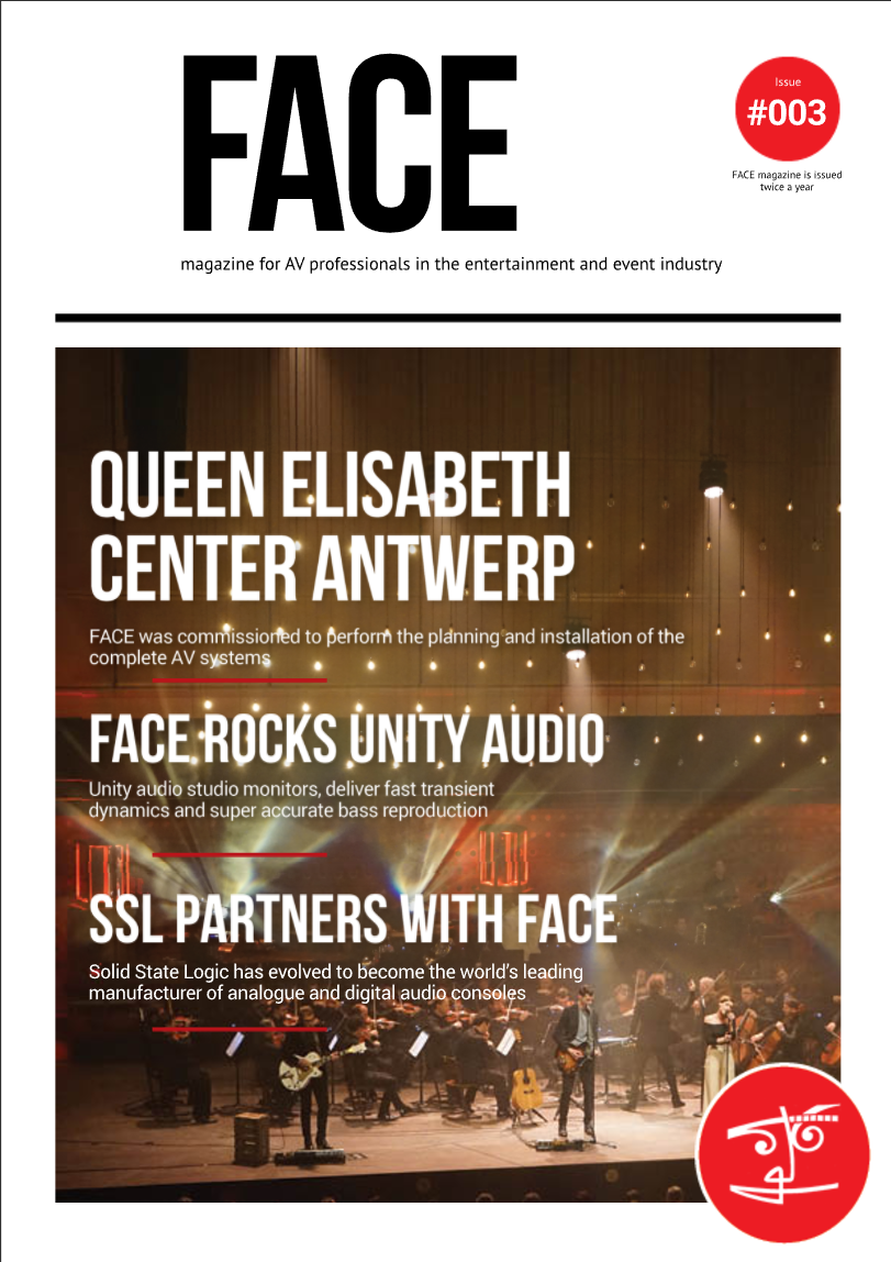 FACE Magazine Issue 003