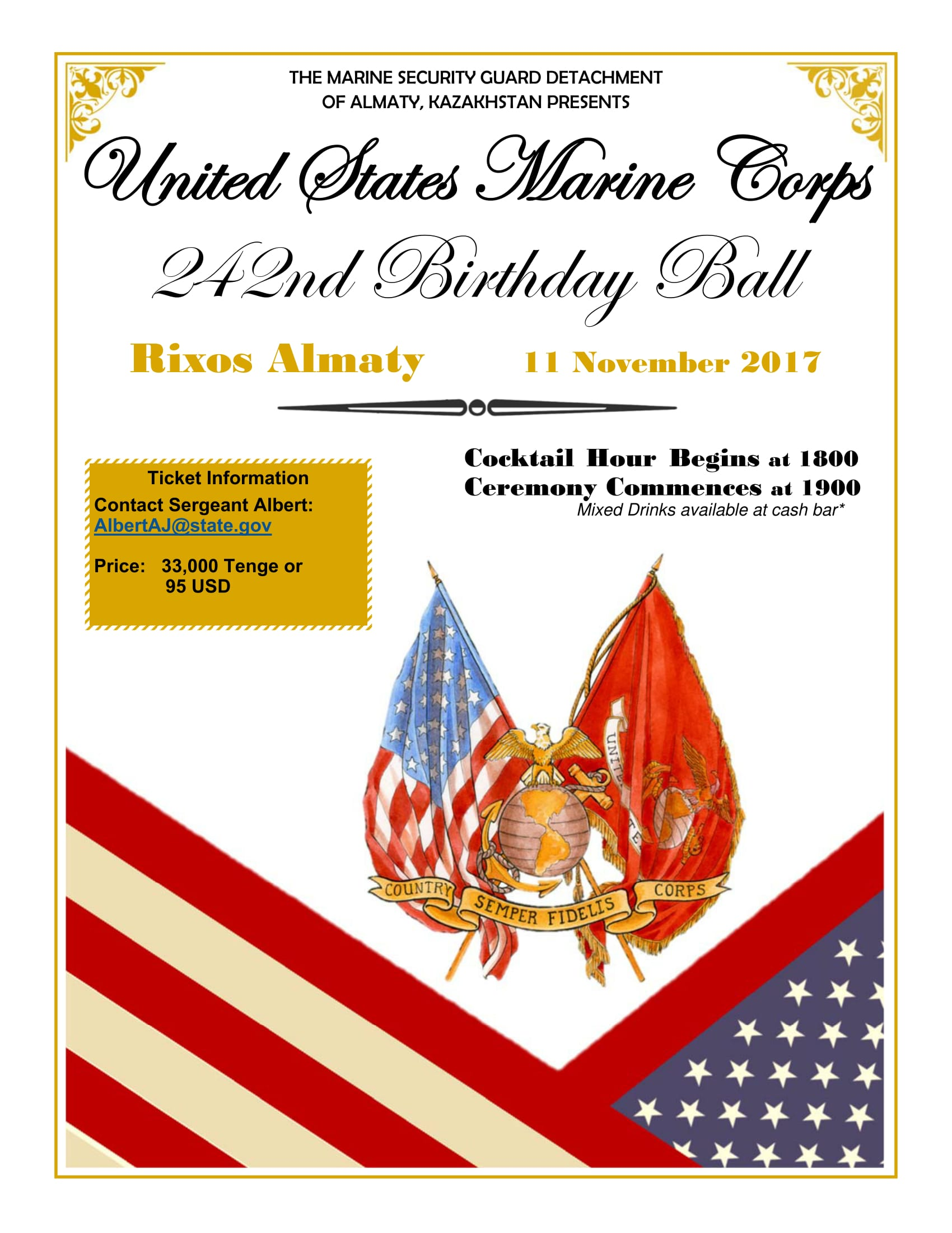 Marine corps ball flyer heartpulsar marine corps ball flyer m4hsunfo