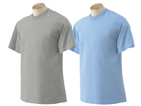 Custom Short Sleeve T-Shirts for Logos