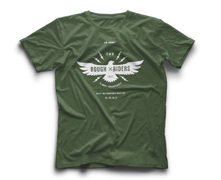 Design Custom Printed Military T-shirts | RushOrderTees.com