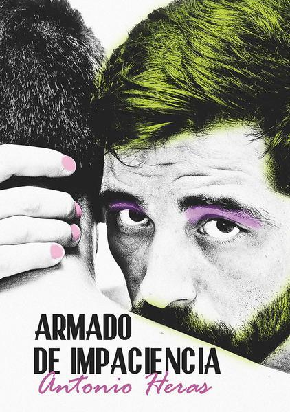 Libro Luhu Editorial Armado de impaciencia de Antonio Heras