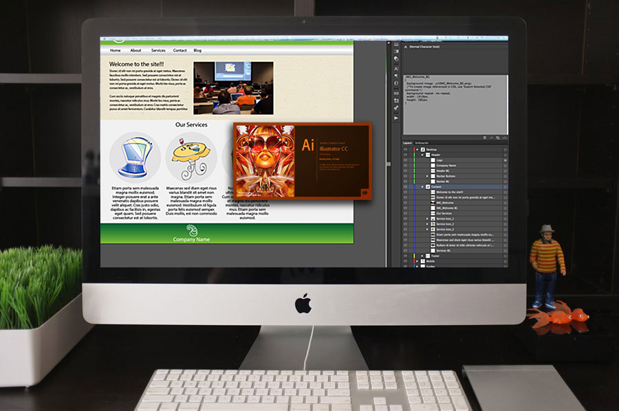 Adobe Illustrator for Web Designers