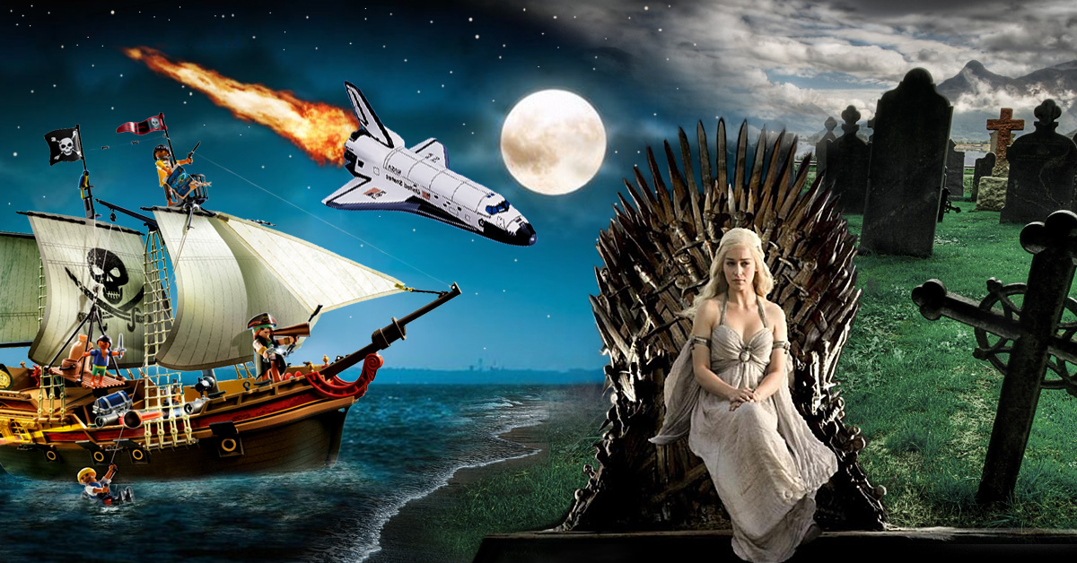 Pirates, NASA, and the Game of Thrones Death Algorithm
