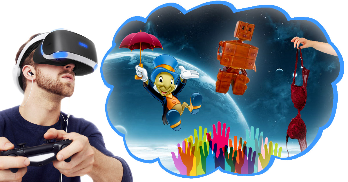 VR, Crickets, Furniture Robots, Diversity in Tech and More