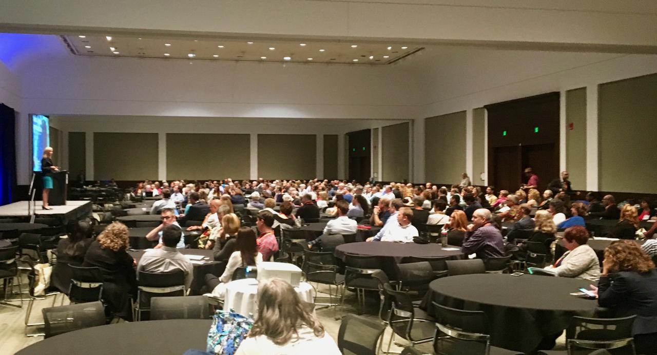 Palestra na Accountex USA 2017, que aconteceu entre os dias 6 e 8 de setembro em Boston, EUA.