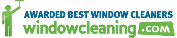 Awarded best window cleaning in Castle Rock, CO by WindowCleaning.com