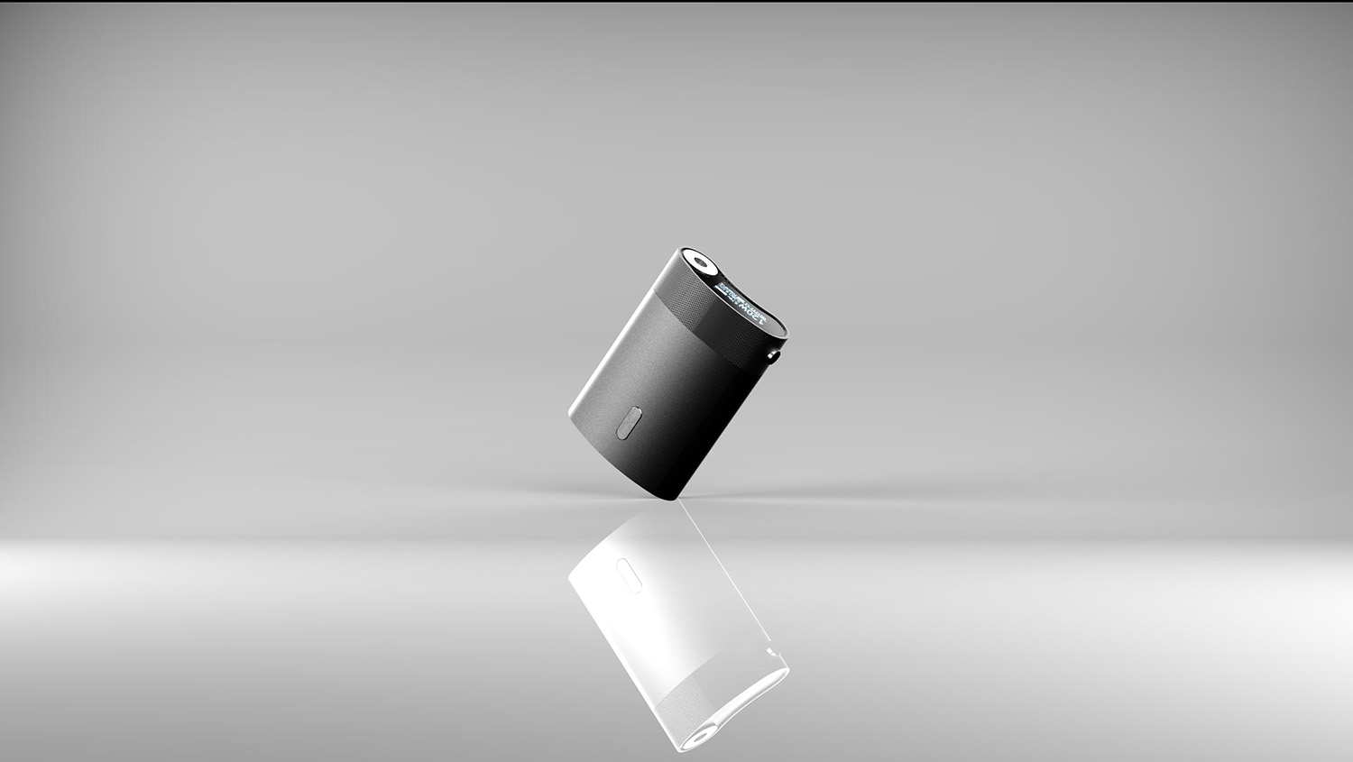 Photo of vaporizer product design rendering