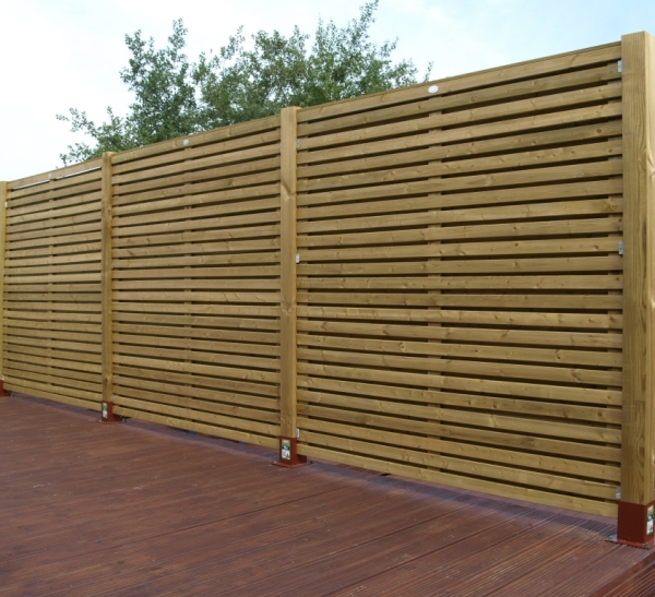Fencing Contractors North London Creative Scapes Fence