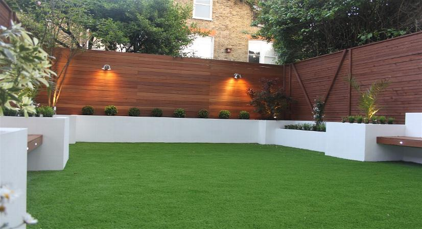 Landscape designers in north london creative scapes for Landscape design london