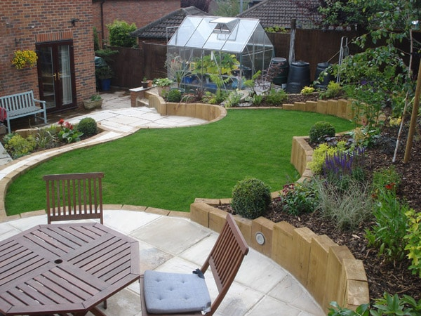 Garden Landscaping Endearing Landscape Contractors North London  Creative Scapes  Garden Company 2017