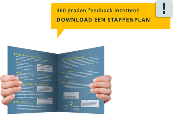 360 graden feedback inzetten?