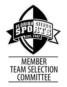 Member, Florida Citrus Sports Team Selection Committee