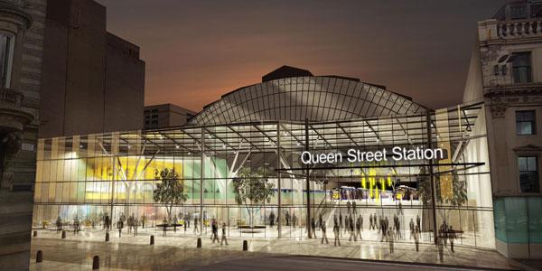 Glasgow Queen StreetStation