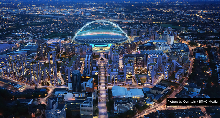 Wembley Stadium&Arena