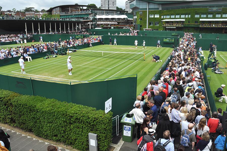 Wimbledon Master Plan