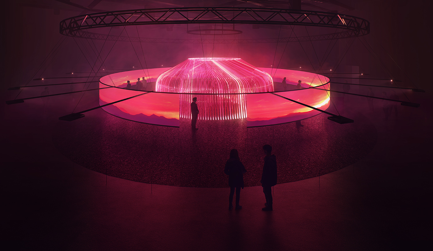 DITcommissioned Movement Strategies to undertake a review of the UK Pavilion at Expo 2017 in Astana, KazakhstaN