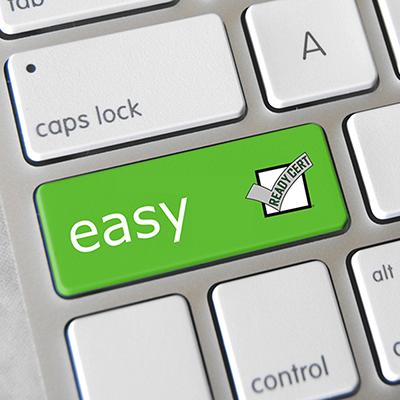eSSA - ReadyCert makes it Easy
