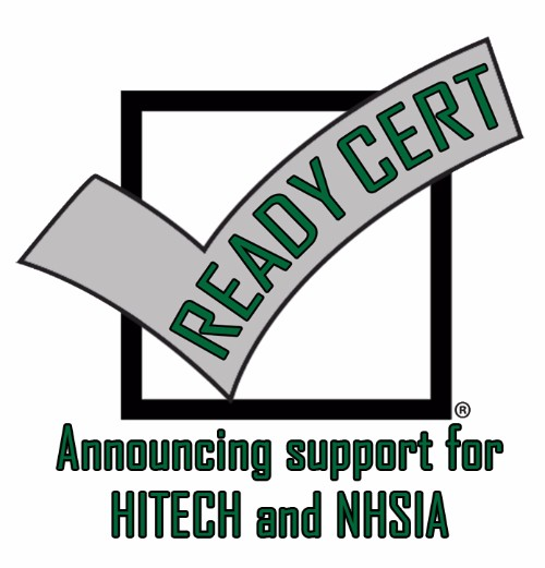 Announcing Support for HITECH and NHSIA