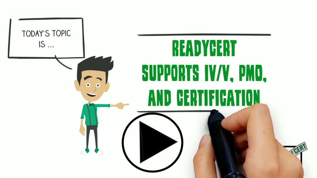 MITA: PMO, IV/V, Certification