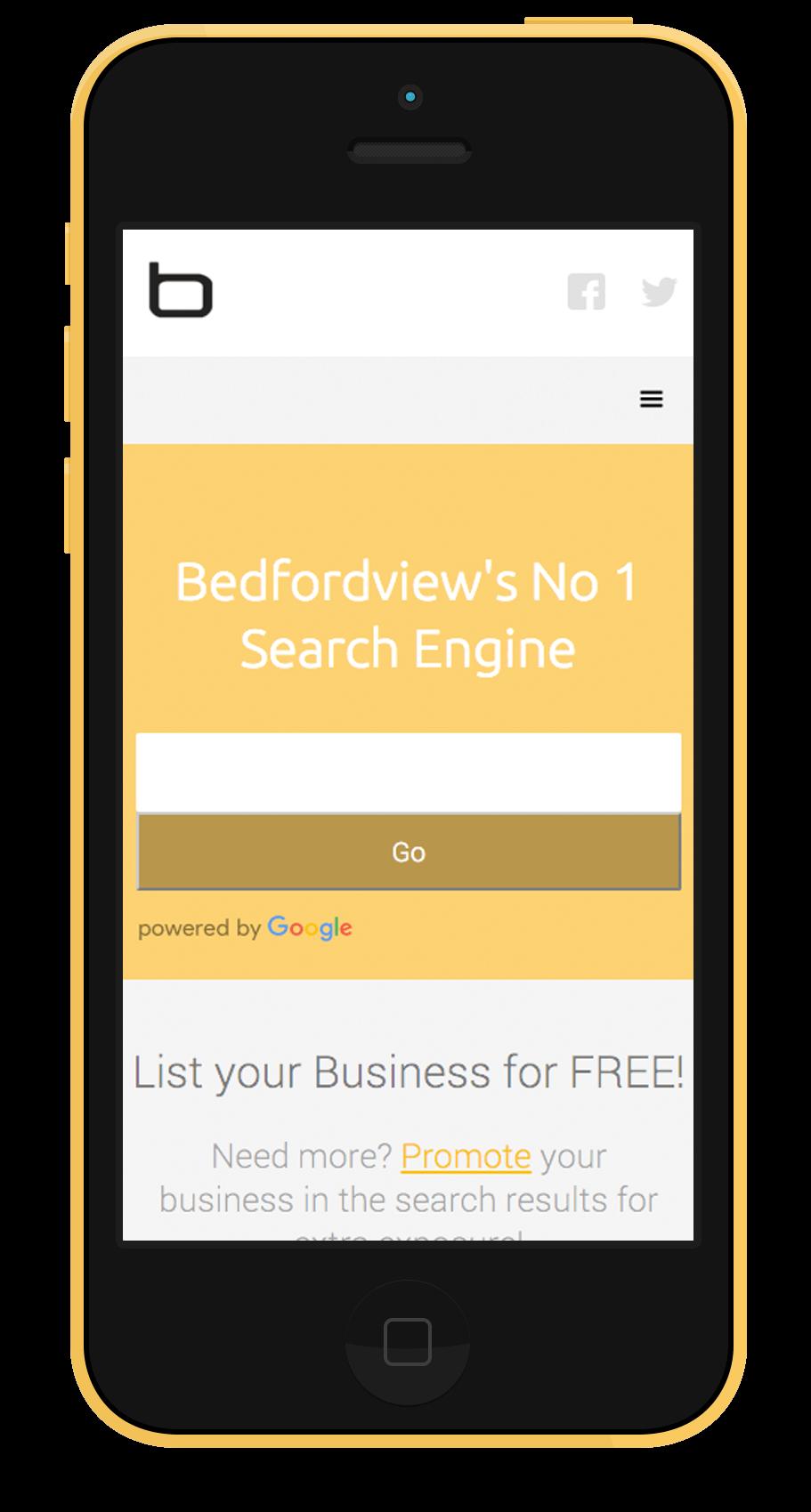 Bedfordview Phone Image