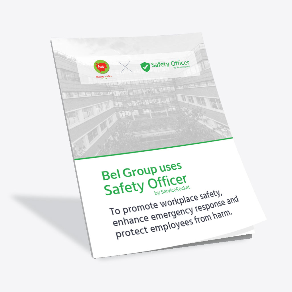 Bel Group uses Safety Officer from ServiceRocket To enhance emergency response and reinforce employee safety.