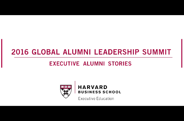 2016 Global Alumni Leadership Summit