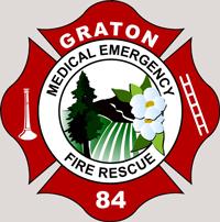 Graton Fire Logo