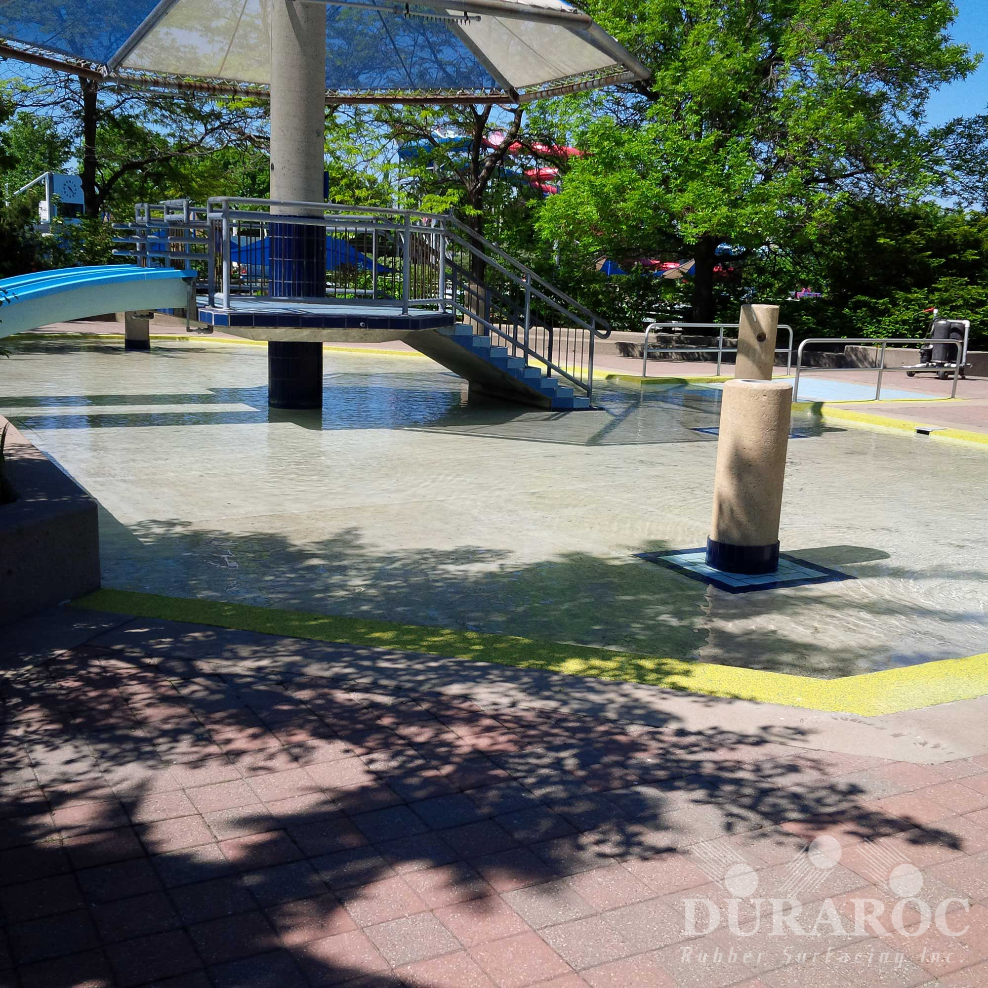 Duraroc Water Playground