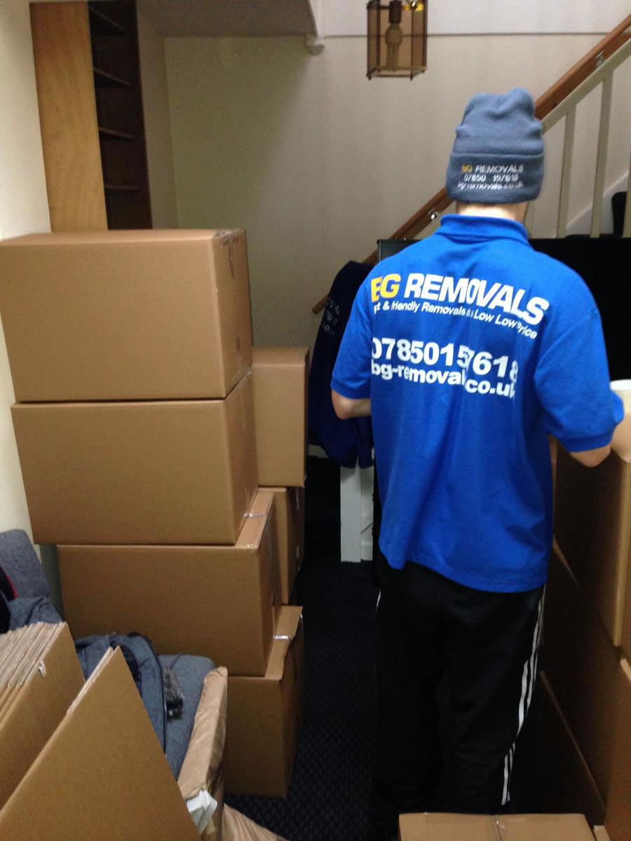 Leicester Removals