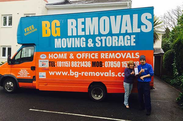 Removals Company London