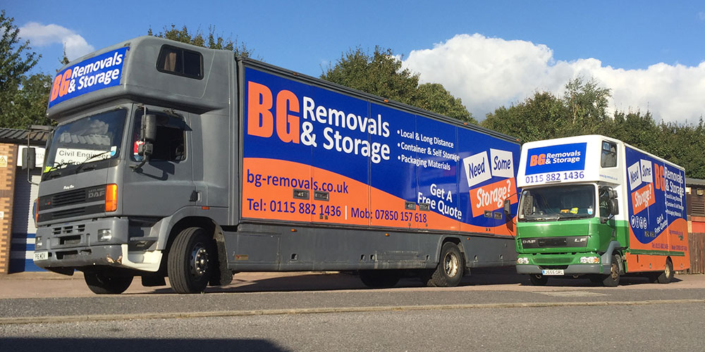 Office Removals & Storage in Nottingham, Derby and Leicester